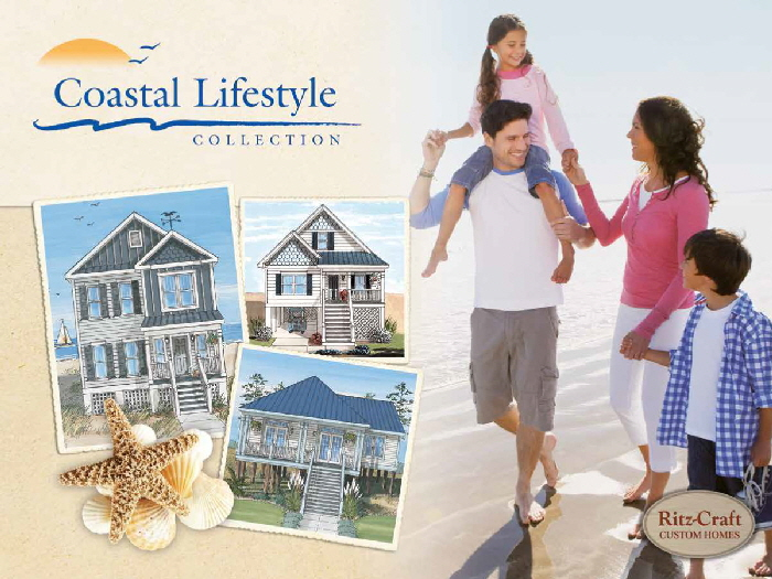 Coastal Lifestyle Collection Cover