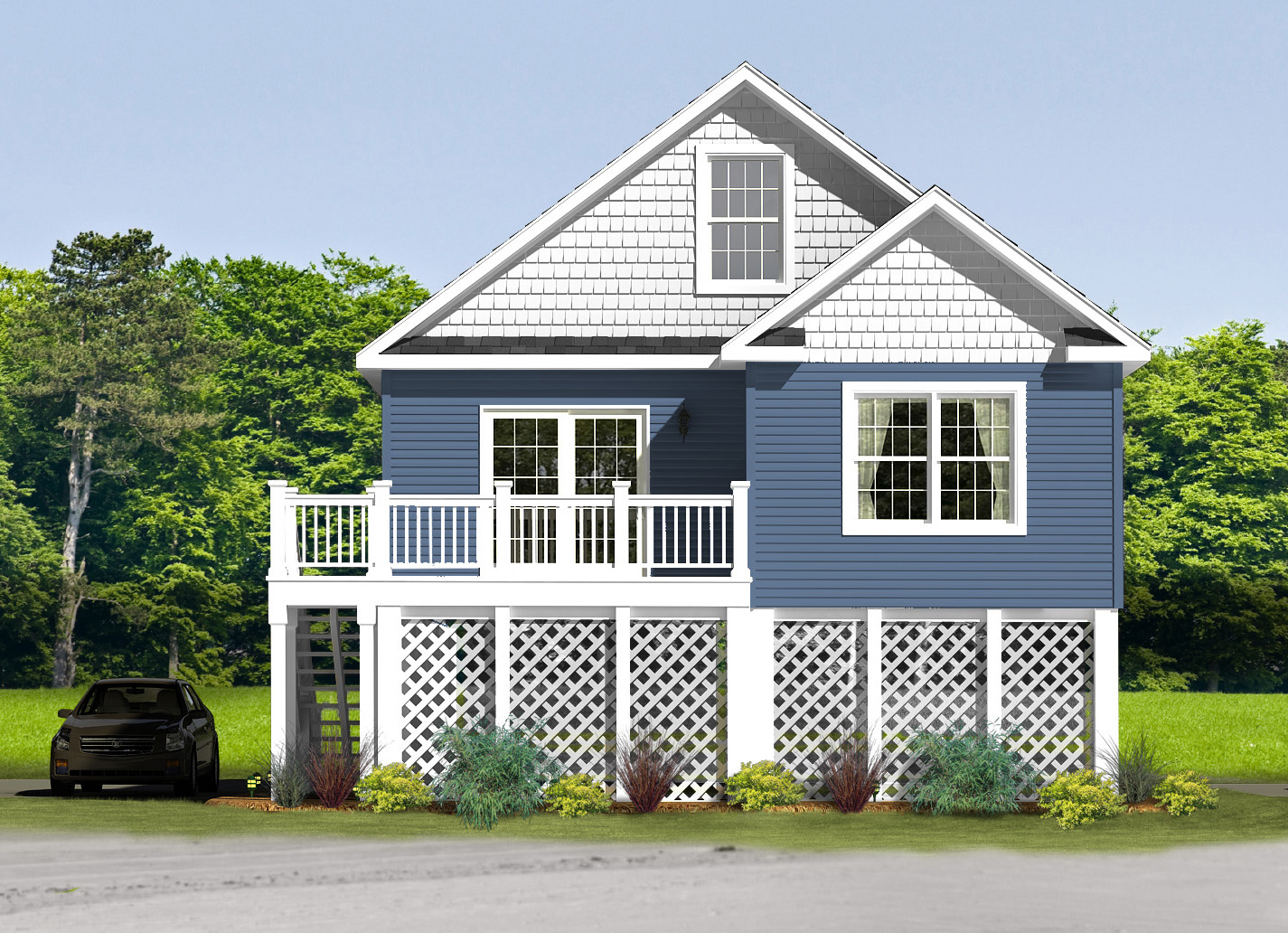 Pennwest homes coastal shore collection modular home floor for Coastal modular home plans