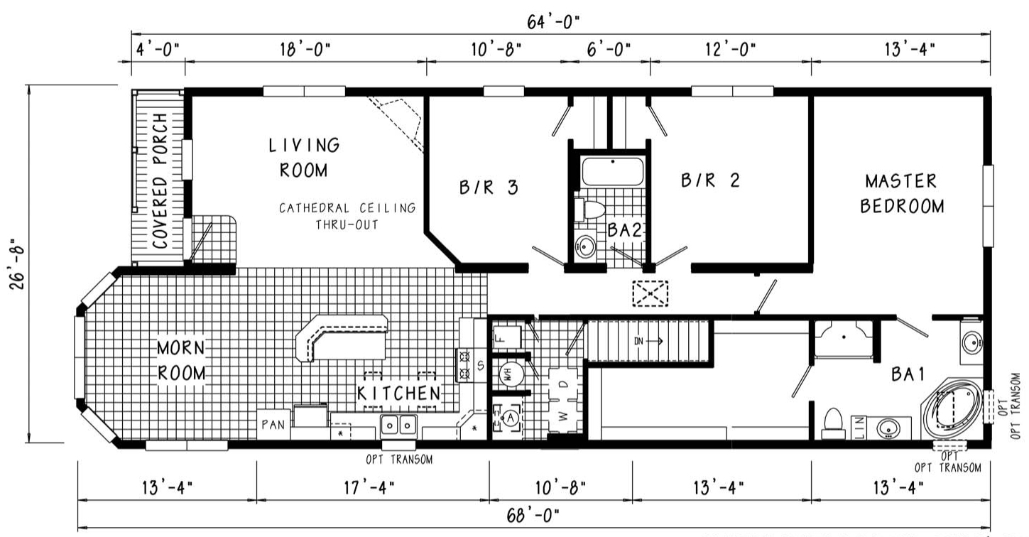 Commodore Mobile Home Electrical Wiring Plan - Block And Schematic ...